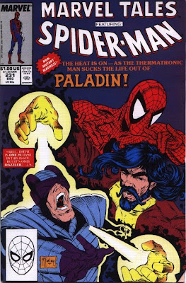 cover of Marvel Tales #231 from Marvel Comics