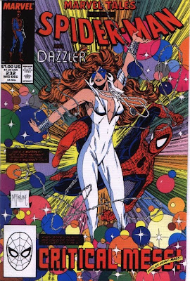 cover of Marvel Tales #232 from Marvel Comics