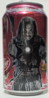 Dr Pepper Iron 2 can #4: Whiplash #2