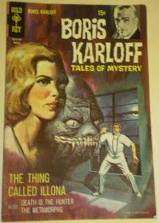 Boris Karloff Tales of Myster #25