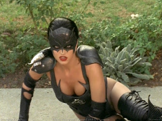Michelle Lintel as the second Black Scorpion