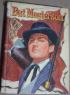 Bat Masterson 1960 Whitman book