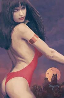 Vampirella by Arthur Suydam