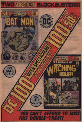 Super Spectacular ad from Adventure Comics #431