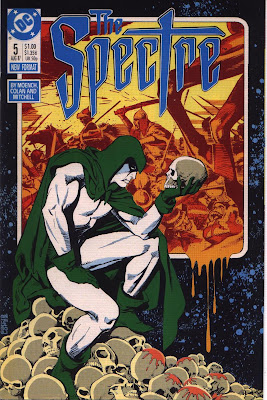 The Spectre #5 from second series