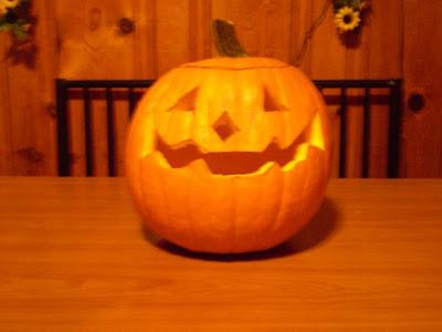 my Jack O Lantern