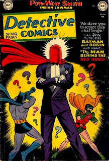 Cover of Detective Comics #168