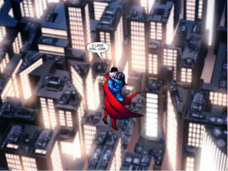 Superman #700 wallpaper