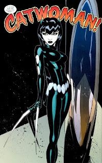 Joanie Jordan as Catwoman