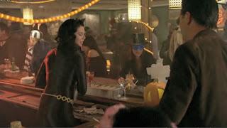 Sarah Braverman as Catwoman on Parenthood #3