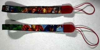 Marvel Heroes wristbands #1