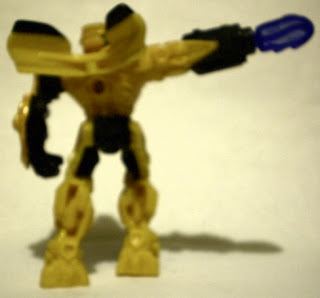 Back of McDonald's Bumblebee 2010