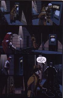 Page 1 of Roger Corman's Black Scorpion #2A Azim Akberali