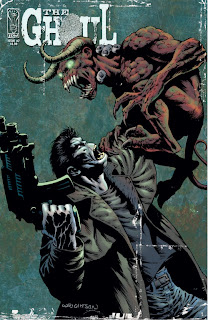 Cover of The Ghoul from IDW