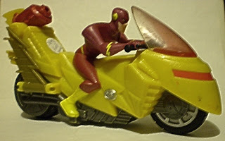 Justice League Mission Vision The Flash motorcycle #2