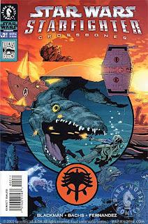 Cover of Star Wars: Starfighter - Crossbones #2 from Dark Horse