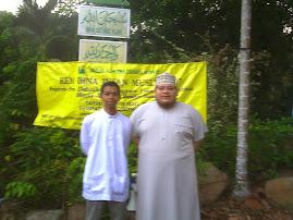 Bersama Imam Besar Masjid Al Husna Bdr Sunway
