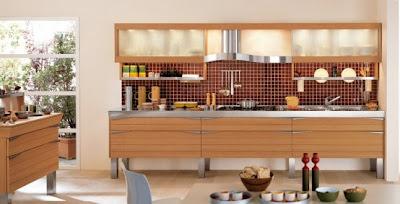 Kitchen cabinet and wooden kitchen accessories interior wood kitchen