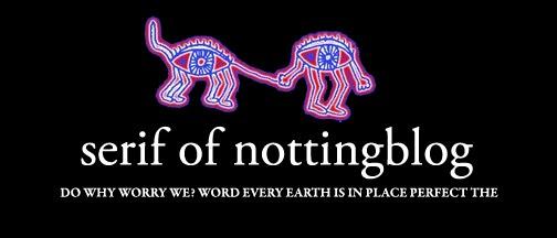 serif of nottingblog