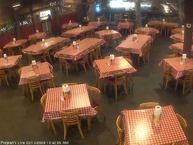 LA:  Lafayette, Prejean's Restaurant