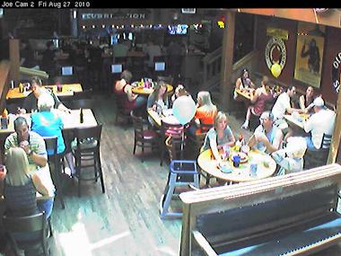 OK:  Stillwater, Eskimo Joe's, Cam 2