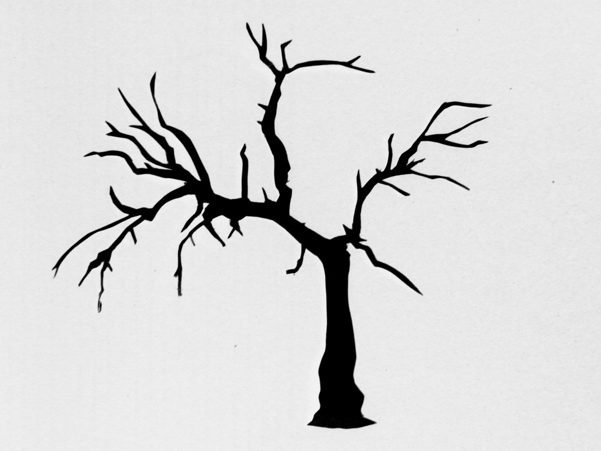Pine Tree Stencil Pine tree stencil printable