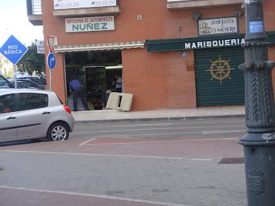 Tapiceria y guarnicioneria historia del automovil en malaga - Tapiceros en malaga ...