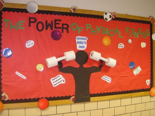 Classroom Pe Ideas : Teaching pe ideas resources bulletin board