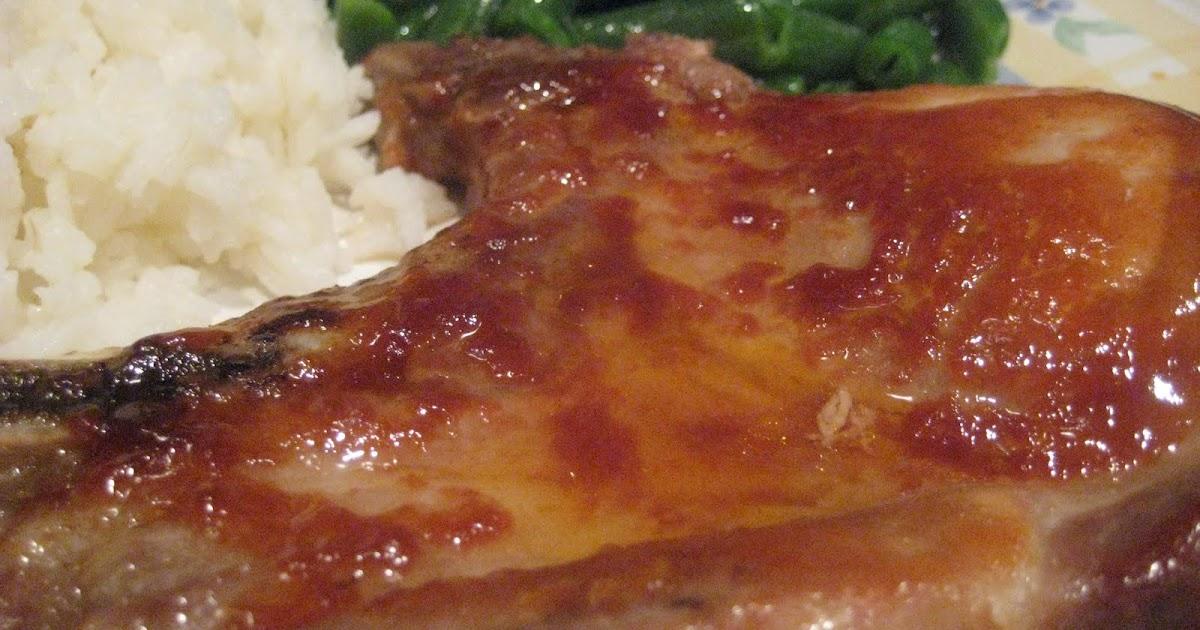 "Rachel vs. ""The Kitchen"": Marinated Baked Pork Chops"