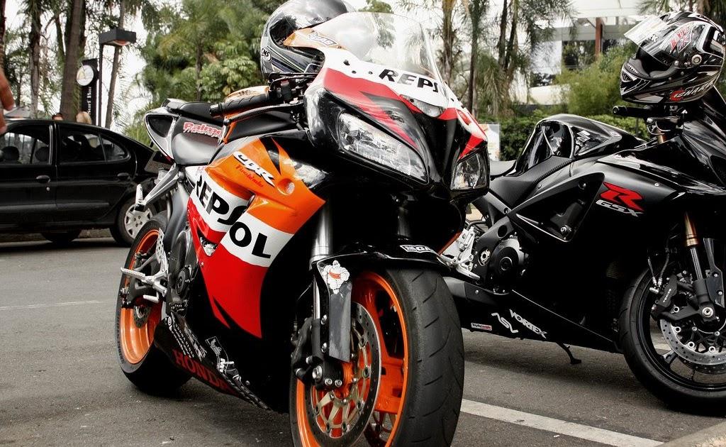 Mybikebrasil yamaha r1 honda cbr 1000 rr repsol em for Yamaha rr 1000