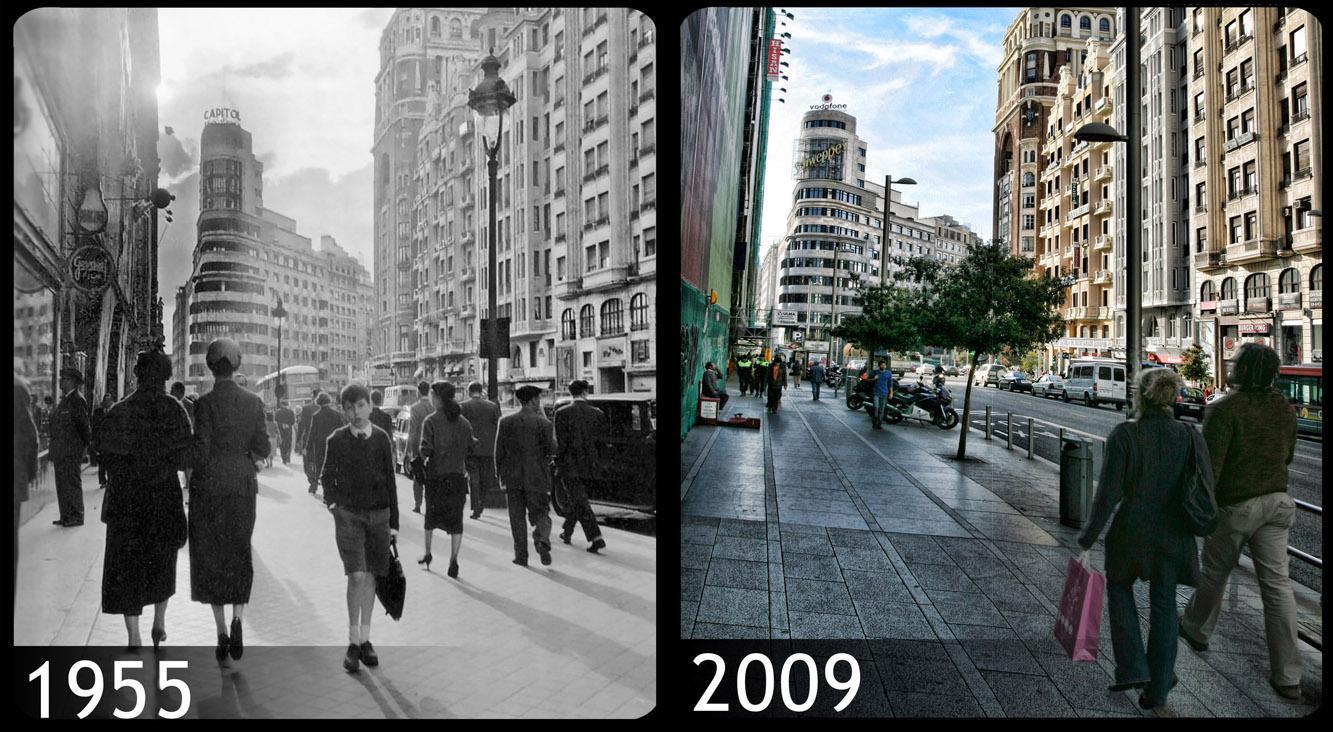 Jubylandia madrid antes y ahora for Televisan el madrid hoy