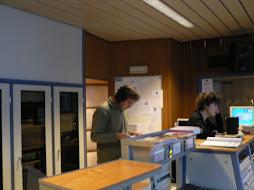 26 december 2007 het overlegplatform bij Radio Klara