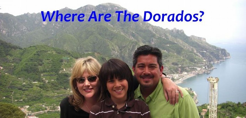 WHERE ARE THE DORADO'S?