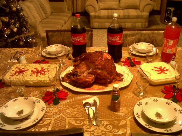 Barriga llena corazon contento cena fin de a o for Cenas para fin de ano