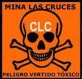No a la Mina de Cobre Las Cruces