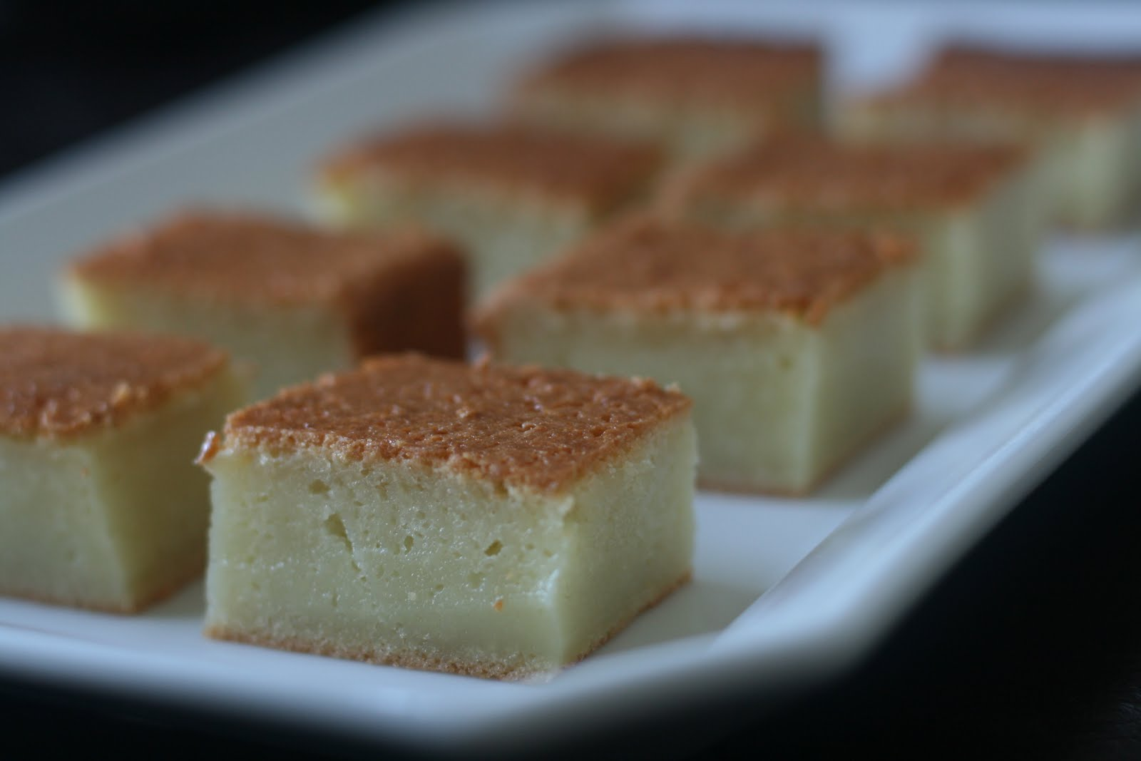 Mochi Cake: Proof that being competitive pays off