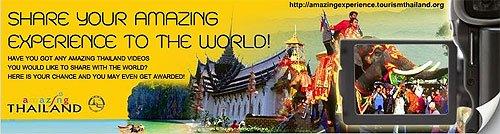 Best Thai Beaches : Amazing Sense Video Contest: