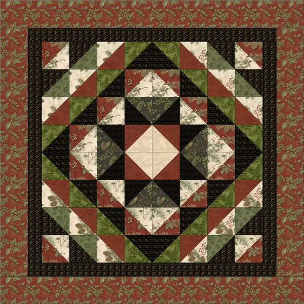 I Quilt Scarlet and Gray: Christmas Quilt Show entry : cottonpickers quilt shop - Adamdwight.com