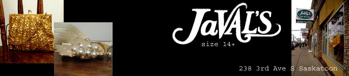 JaVal's Plus Size Vintage and Jewelry