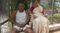 Dr. Prakash and Mandakini Amte