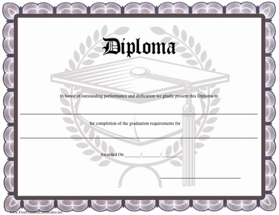 Link de Descarga | Plantillas Office para diplomas