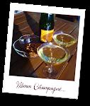 Mmm Champagne!