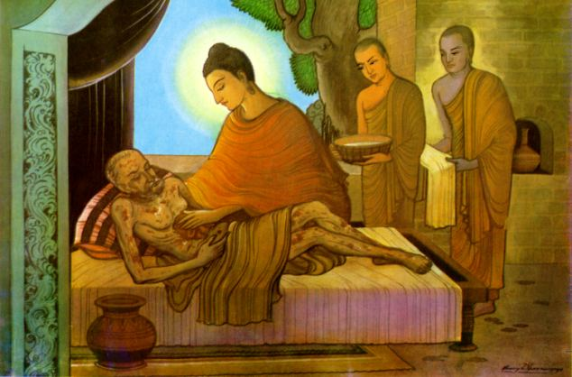 """a dialogue between jesus and a buddhist disciple Bridging buddhist christian bantoon 2007 """"a study of the dialogue between christianity and this article is a brief guide for the disciple who might."""