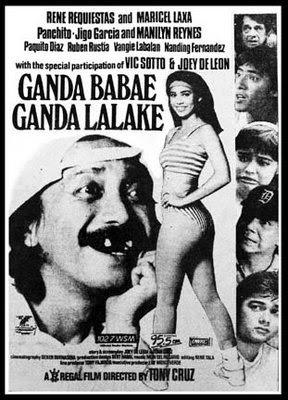 Ganda Babae Ganda Lalake 1990