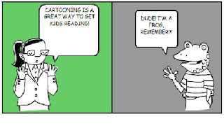 Creating comics online
