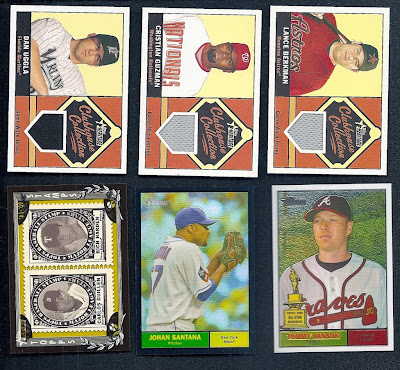 More 2010 Topps Heritage Cards