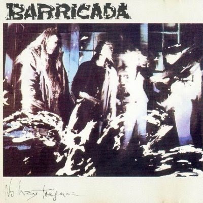 Barricada - No Hay Tregua