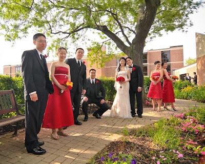 Hunter lombard wedding