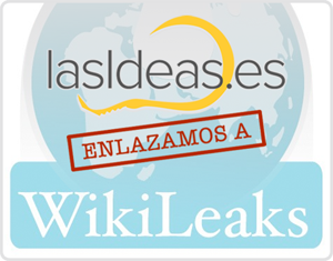 Yo tambin enlazo a Wikileaks