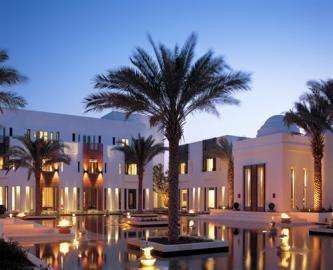 How to live like an omani princess modern omani for Designhotel oman